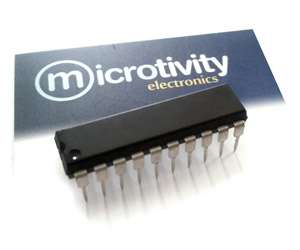 Pack of 1 AT89C2051 8-bit Microcontroller w/ 2KBytes Flash